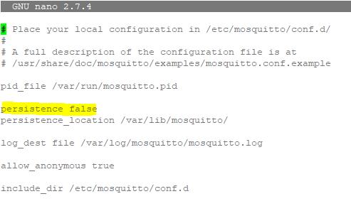 Setup MQTT for OpenHAB 2 4 – oliver albold