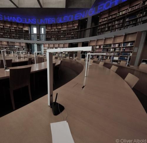 bundestags bibliothek