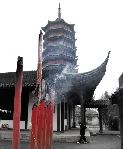 beisi pagoda